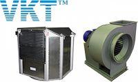 Вентиляторы дымоудаления VKT