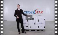 Приточно-вытяжные энергосберегающие установки CrosStar от Aerostar