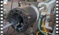 Производство полипропиленовой трубы Valfex, армированной алюминием