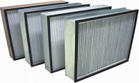 Воздушные фильтры для систем вентиляции и кондиционирования